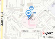 Компания «СОГАЗ-Мед медицинская страховая компания» на карте