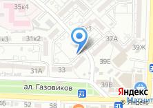 Компания «Дары Персии» на карте