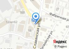 Компания «Makita» на карте