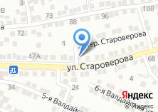 Компания «Участковая ветеринарная лечебница Ленинского района» на карте