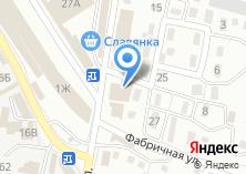 Компания «Тойбастар» на карте