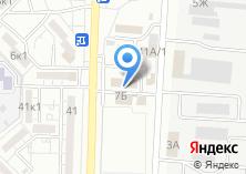 Компания «Эталон Сервис» на карте