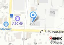 Компания «Агентство страхования» на карте