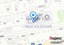 Компания «Средняя общеобразовательная школа №66» на карте