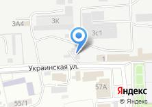 Компания «Аск-Пласт» на карте