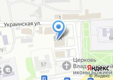 Компания «Даир» на карте