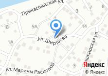 Компания «Продуктовый магазин на Ширшова» на карте
