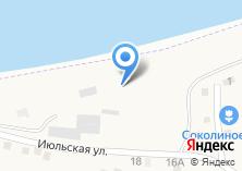 Компания «Астраханский питомник многолетних цветов и декоративных кустарников» на карте