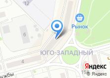 Компания «Магазин постельных принадлежностей на ул. Дружбы» на карте