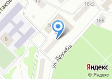 Компания «Волжскпромстрой» на карте