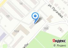 Компания «Адвокатский кабинет Купцова А.М» на карте