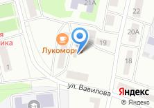 Компания «Продуктовый магазин на Мира» на карте