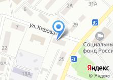 Компания «Продуктовый магазин №45» на карте