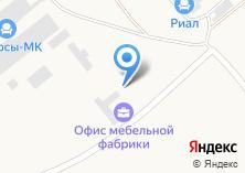 Компания «Ресурсы-МК» на карте