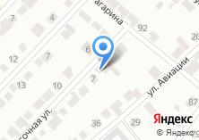 Компания «Тюнинг авто» на карте