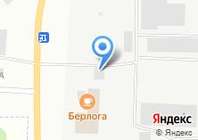 Компания «Амета» на карте