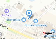 Компания «Магазин сантехники на Октябрьской» на карте