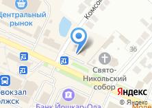 Компания «Меховой салон» на карте