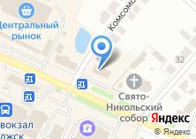 Компания «Свадьба» на карте