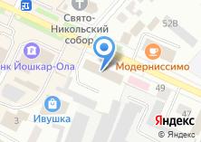 Компания «УИИ» на карте