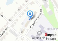 Компания «Волжский инспекторский участок по маломерным судам» на карте
