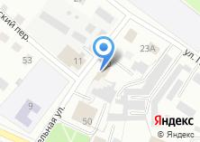 Компания «Электротовары» на карте