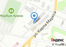 Компания «ЖЭУ Центр» на карте