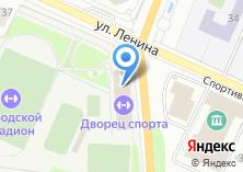 Компания «Звениговский» на карте