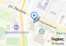 Компания «Neon Line» на карте