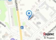 Компания «Шиномонтажная мастерская на Гагарина» на карте