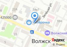 Компания «Волжская газета» на карте