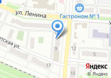 Компания «АктивДеньги» на карте