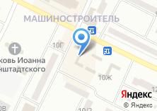 Компания «Магазин нижнего белья и колготок на ул. 107 Бригады» на карте