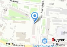 Компания «Секонд-хенд на Чапаева» на карте