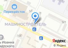 Компания «Магазин детского трикотажа на ул. 107 Бригады» на карте