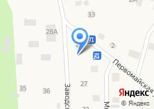 Компания «Приволжский» на карте