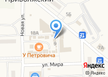 Компания «Любимая» на карте
