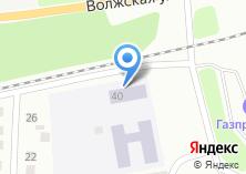 Компания «Профессиональное училище №107» на карте