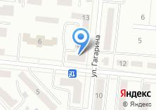 Компания «Ангам» на карте
