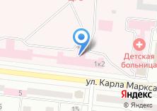 Компания «ЦРБ Зеленодолькая центральная районная больница» на карте