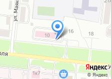 Компания «Обелиск» на карте