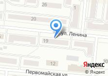 Компания «МирЭль» на карте