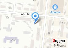 Компания «Айрошарик» на карте