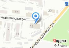 Компания «СДЮШОР №1 по спортивной гимнастике» на карте