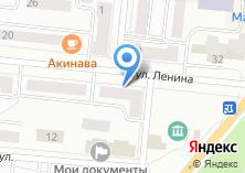 Компания «Цветочная лавка на ул. Ленина» на карте