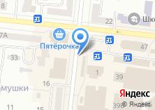 Компания «Мир электроприборов» на карте