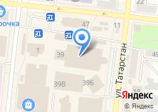 Компания «Алан» на карте