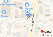 Компания «Срочноденьги» на карте