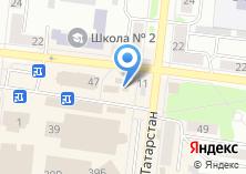 Компания «Oltmanns» на карте