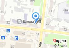 Компания «Виват» на карте